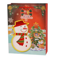 2016Best Selling Christmas Paper Bag,Cute Paper Bag,Bag Packaging