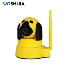 Smart home clever dog P2P wifi alarm mini ip wifi camera 720P Multi-functional cctv ip camera