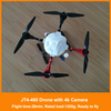 Hot sale RC quadcopter drone, mapping drone, survey drone for aerial surveying