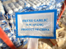 2017 Chinese New Crop Garlic Pure and Normal White Fresh Garlic for Wholesale garlic