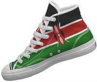 African casual shoe
