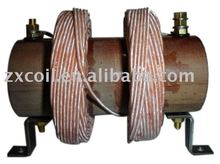 duolateral coil power motor coil