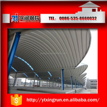 light prefabricated steel warehouse
