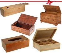 Custom wood box, OEM packaging box, Cheap packing box