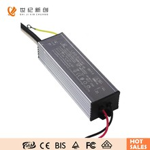 TUV CE SAA 50W constant current waterproof IP67 led driver