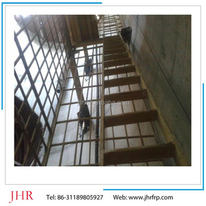 telescopic light weight FRP folding ladders