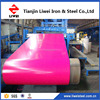 cold rolled coated color coated prepainted steel coil ppgi