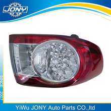 Auto LIGHT FOR TOYOTA COROLLA altis 2010 -2013 LED TAIL LAMP OEM 81561-02620/81551-02620