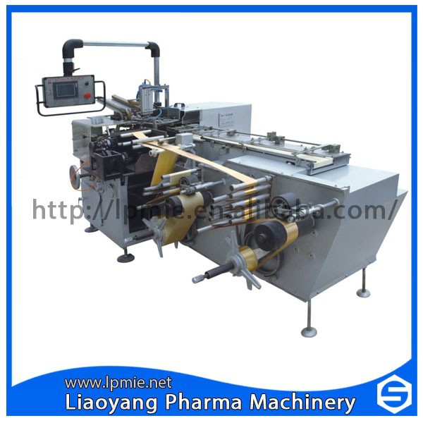 LP-Z360 Automatic Chocolate Candy Fold wrapping Machine