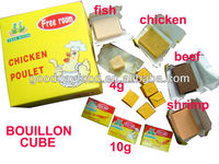 Chicken Poulet Cooking Bouillon 10g Cubes