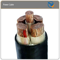 XLPE Insulated PVC Sheathed Power Cable