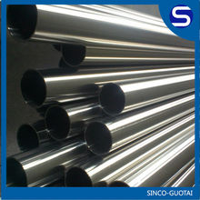 Wen Zhou 304 316 16 gauge swedged stainless steel tubing
