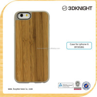 New products 2015 for iPhone 5 6 cell phone case with wood design, high quality cover case
