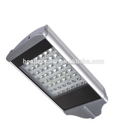 Manufacturer Separated Induction Solar Steel Post Led Light