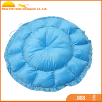 2016 lovly multi-function round dog bed pad
