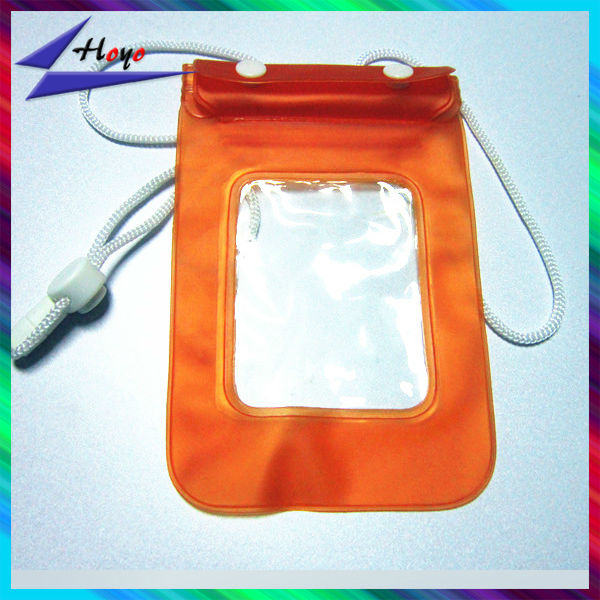 2014 Hot Selling waterproof bag pvc for phone&camera
