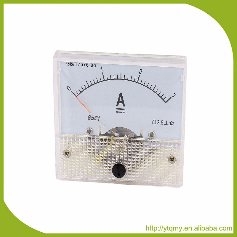 Best Price of 40A Analog Panel Current Meters 85C1