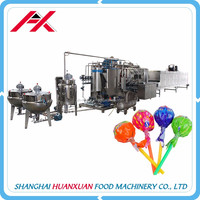 Full Automatic Industrial Double Twist Hard Candy Wrapping Machine