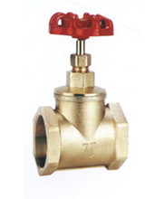 Brass Long Stem Gate Valve - Casting Brass