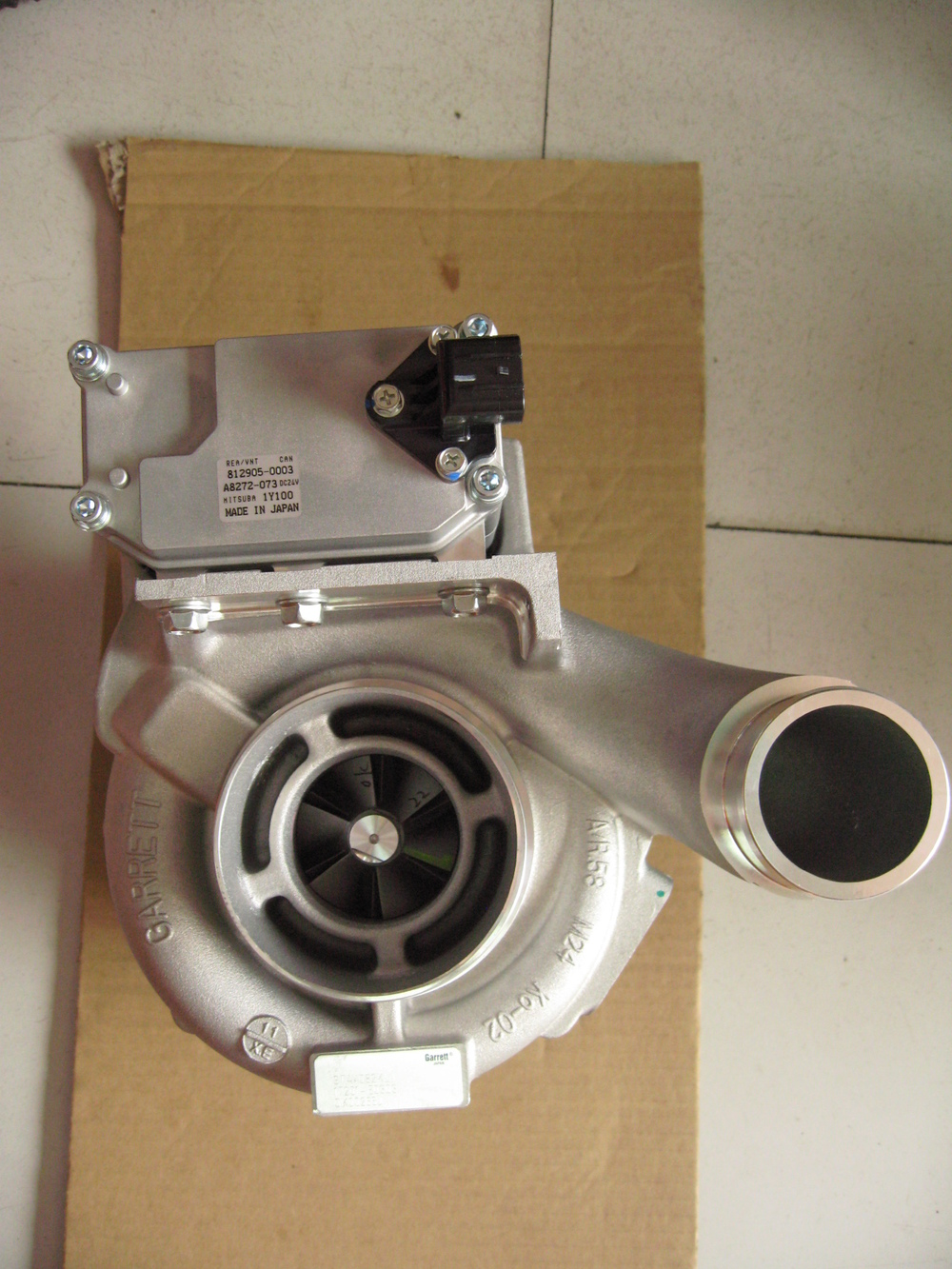 17201-E0303 TO4B27 excavator turbocharger for sale