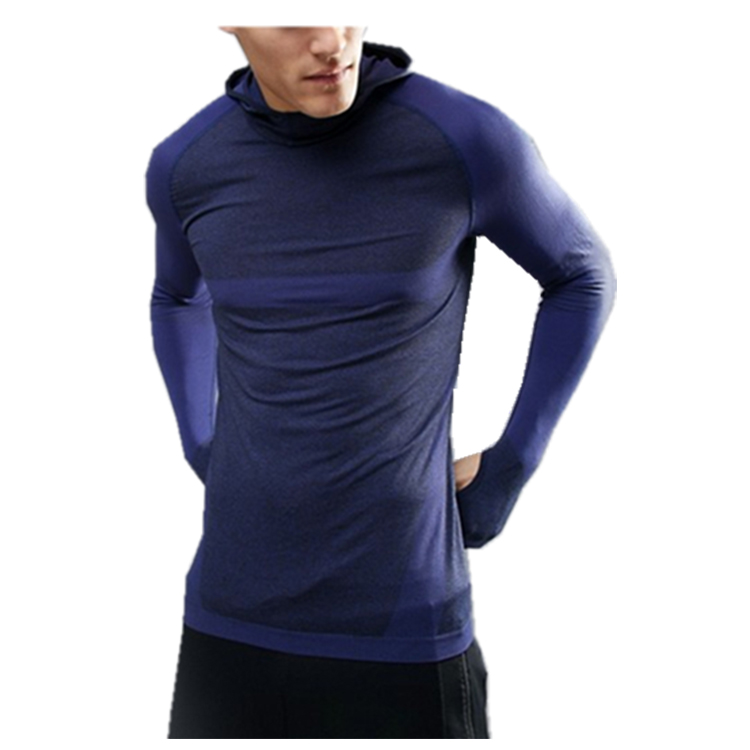 gym fitness bodybuilding clothing workout muscle fit sweatshirts wholesale active wear men