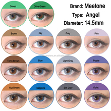 Meetone Angel Accept Paypal Large Stock 1 Year Korea Colored Contact Lenses