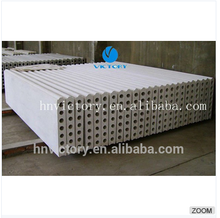 Professional precast lightweight concrete hollow core wall panel extruder