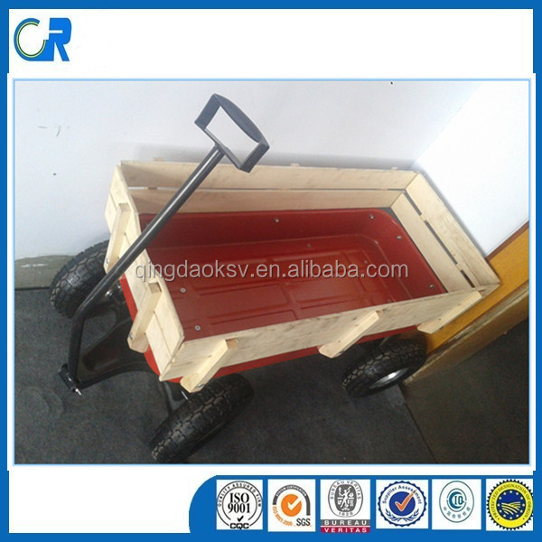 Qingdao Manufacturer Made Cheaper Price Cart Garden tool cart