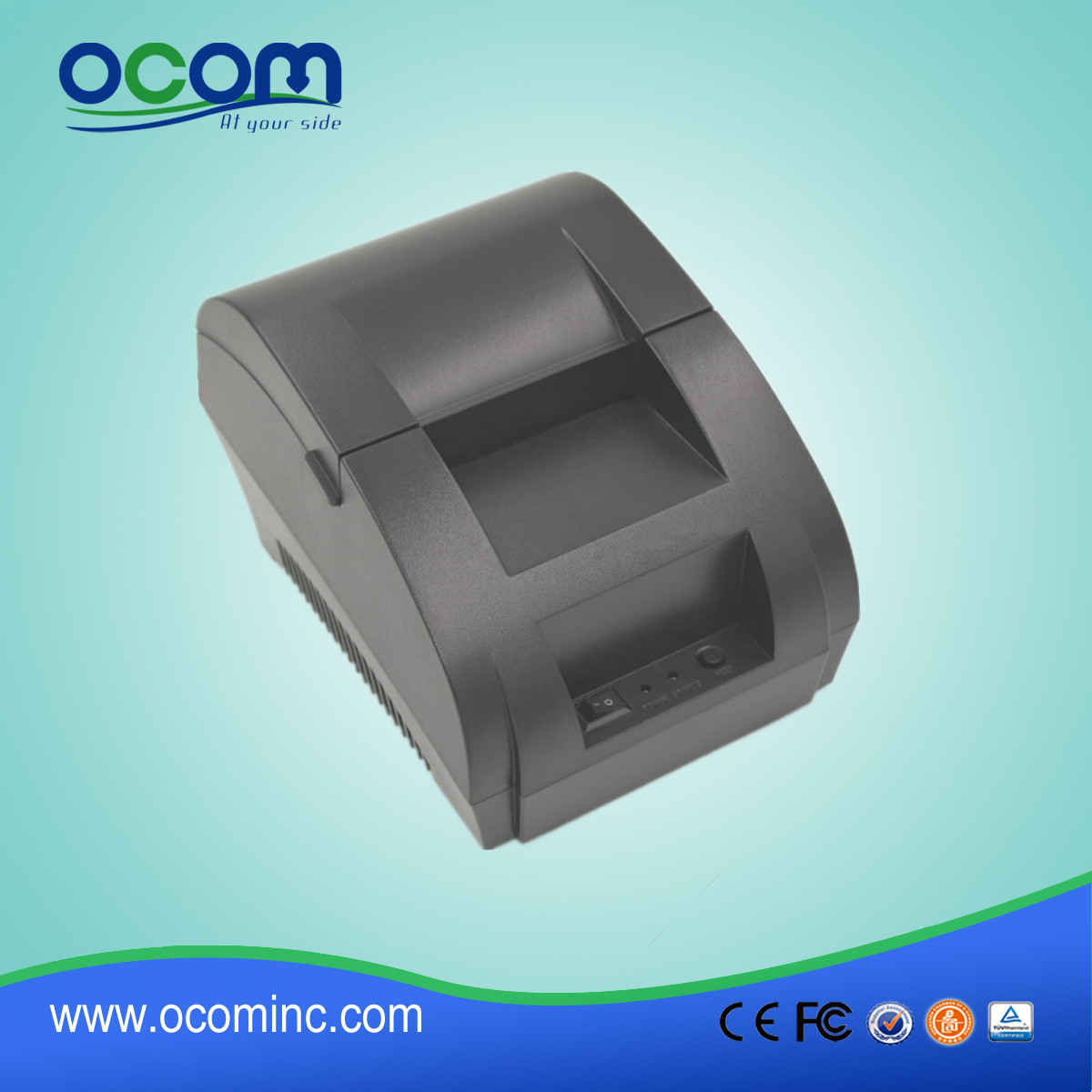 OCPP-585: hot selling 58mm pos printer thermal bill printer