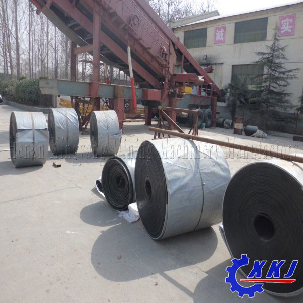 old conveyor belt with good quality and competitive price