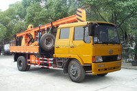 Truck mounted borehole drilling rig prices G-1