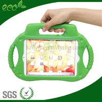 kids anti shock EVA foam free stand tablet pc case cover
