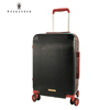 Hard Shell Retractable Wheels Pc Abs Luggage Rack For Hotels