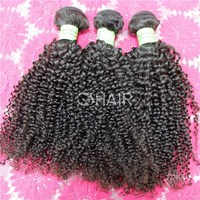 non-processed 100% brazilian remy virgin human hair extension USA