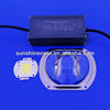 High Power Led Driver 50W with Glass Lens