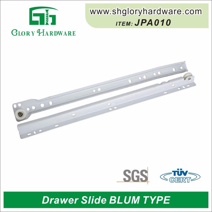 Best creative tandem metal box drawer slider