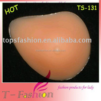 Nude Fake Silicone Breast Simulated Woman Bra with Protective Film