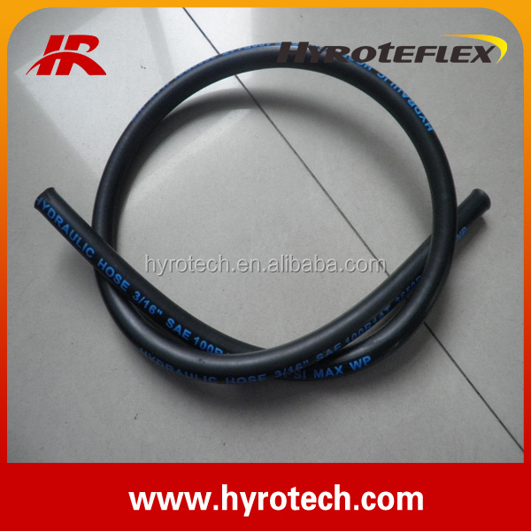 smooth cover hydraulic hose SAE 100R1/SAE 100R2 AT