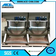 Sanitary Stainless Steel Commercial Electric Cooking Pot