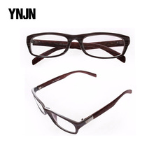Promotional China YNJN wholesale CE one dollar custom brand name spectacle frames