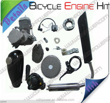 gas powered bicycles engine kit for sale / 49cc gas motor bike