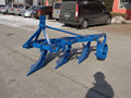 ATV mounted steel furrow plough for power tiller for 160hp tractor