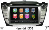 (for HYUNDAI IX35) 7 inch in dash Car DVD Player with GPS,bluetooth