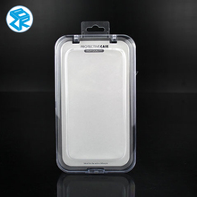 Custom Clamshell Phone Case Box Packaging Clear Plastic Clamshell Packaging