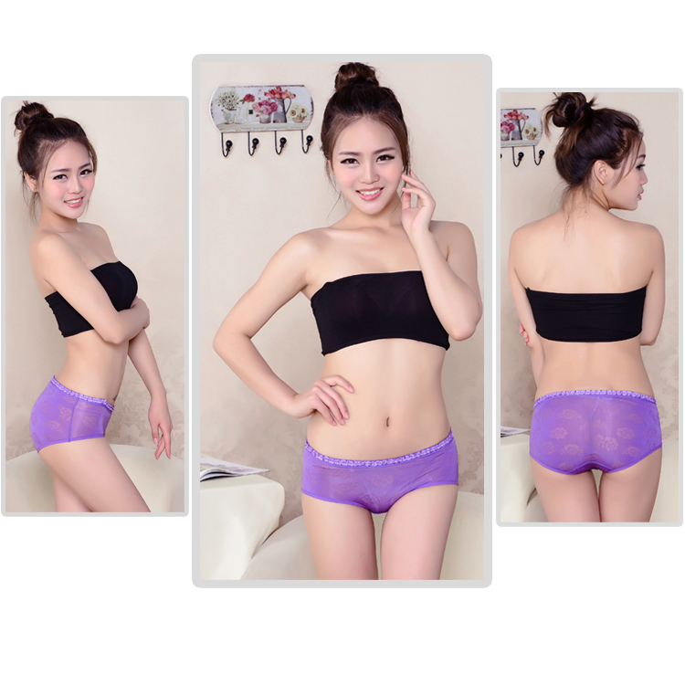 New arrival sexy photos panty invisible underwear for lady, sexy hot panty underwear
