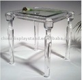 acrylic leisure table