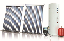 High Efficiency copper coil split solar water heater System from China