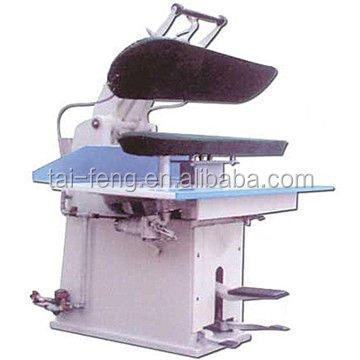 cleaning press machine