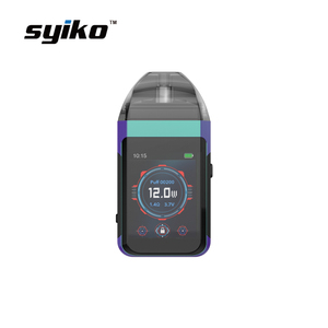 2019 new arrival SYIKO SE pod system vape pen kit e cig vaping Pod mod powered by 650 mAh battery best vaping pod device
