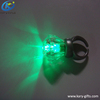 Attractive Design Flashing LED Jelwelery Diamond Shape Lady LED Finger Ring